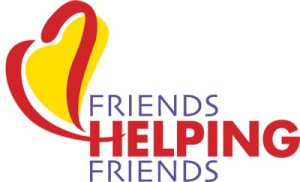 friends-helping