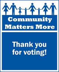 Community matters more