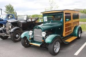 Sunbury antique cars