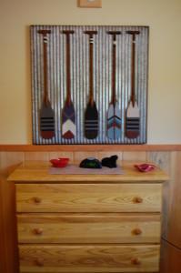 Dresser hand built