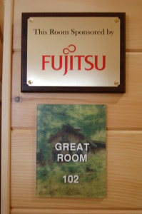 Great room sign