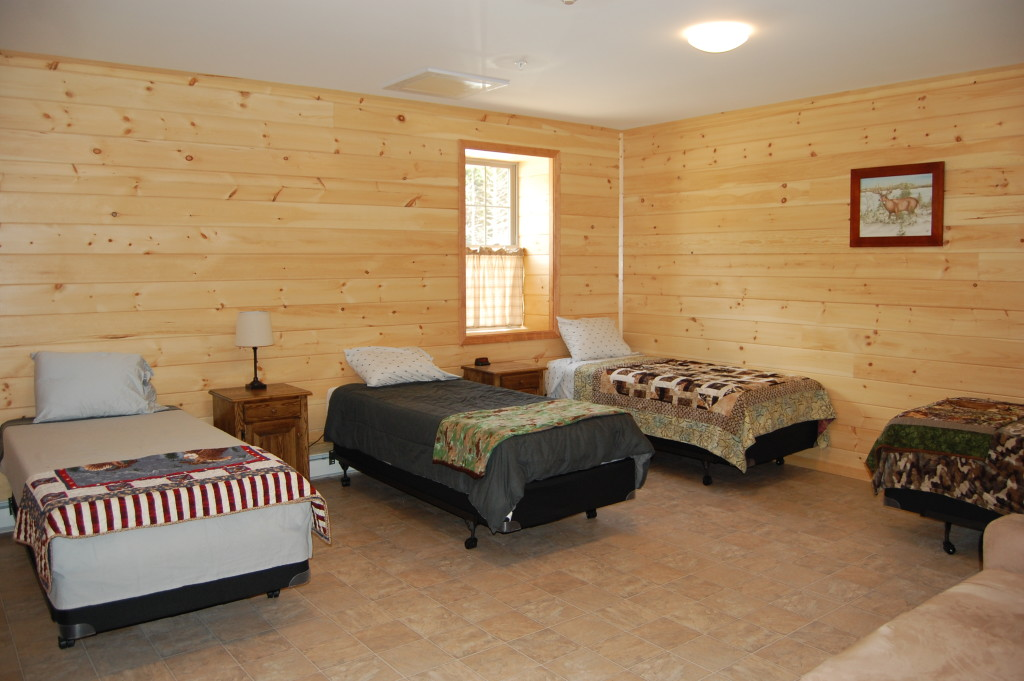 Guides bunk room