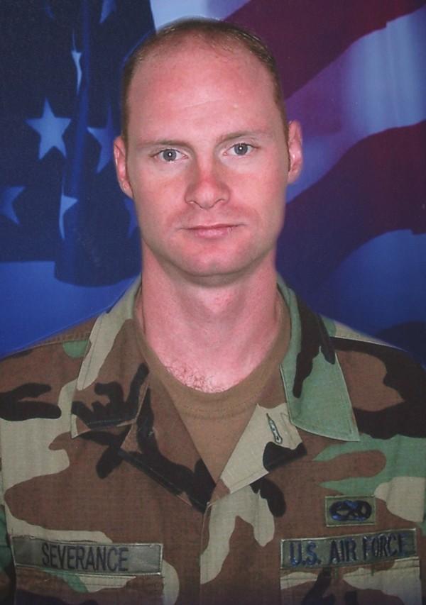 Staff Sgt. Micahel Leslie Severance