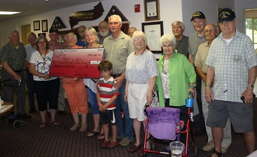 Sunbury Village donation