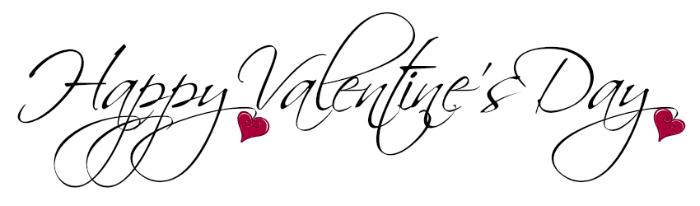 February Happy Valentines Day Brenda Everson Shaw